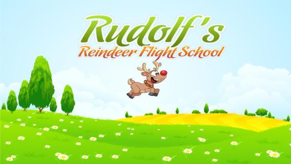 鲁道夫的驯鹿飞行学校 : Rudolf's Reindeer Flight School