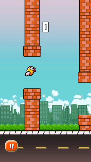 Flappy Game - 拯救小鸟
