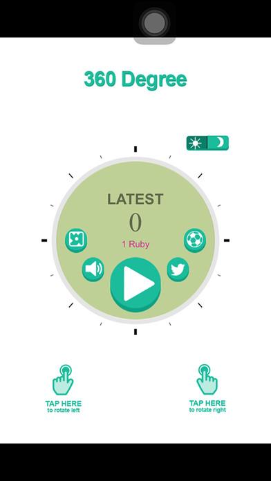 360度旋转-一款旋转类儿童休闲小游戏