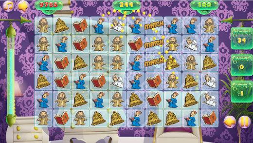 匹配3 耶稣 基督基督教 記憶 配对游戏 - 教育性 简单的单机游戏 谜题 :圣经 好玩的益智小游戏