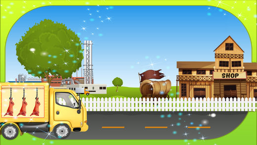 肉类厂&制造商 - 小厨师的食物游戏