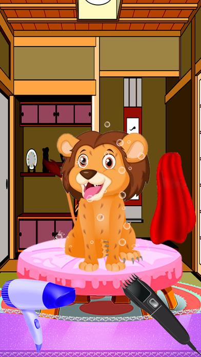 孩子宠物美容美发专业,宝宝的脚医生(DR)游戏