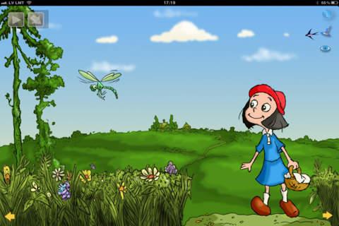 小红帽 儿童互动故事书