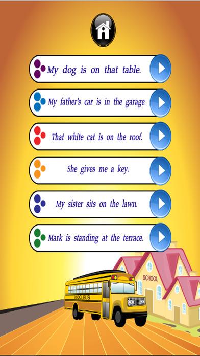 学习英语词汇 - 学习教育游戏的孩子容易:免费