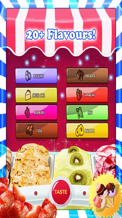 糖果机。免费食物游戏的孩子!请与口味香甜的糖果 FREE