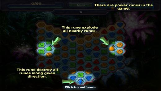古老森林符文— 神秘消消看游戏