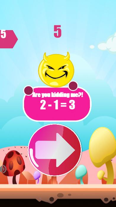 快速数学游戏免费为孩子们,学前和另外有趣的游戏。
