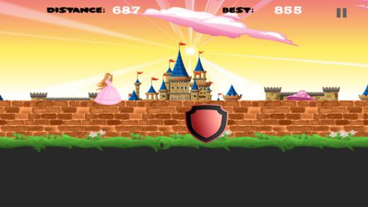 超级营救公主 - 城堡迷宫运行生存游戏 免费