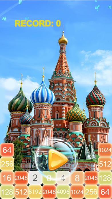 2048 俄罗斯方块版