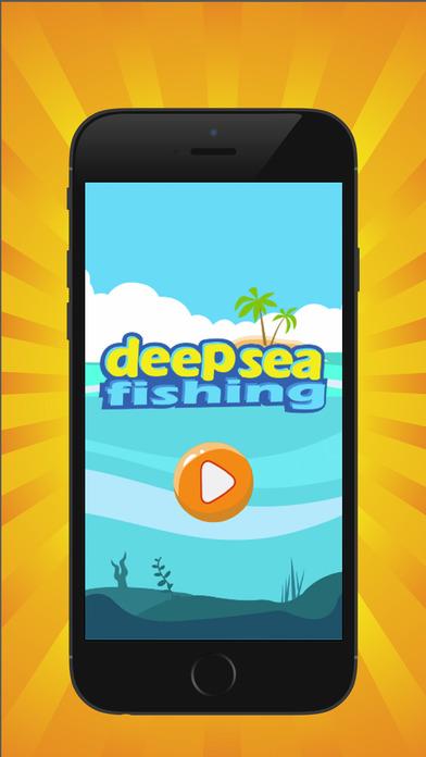 深海钓鱼 - 钓鱼的快乐生活游戏高手免费