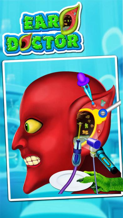 地精英雄ER手术模拟器 - 急救医生
