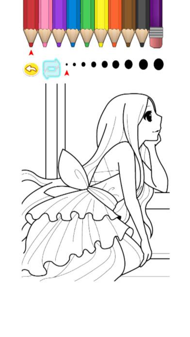 兒童圖畫書 - 公主熊本2