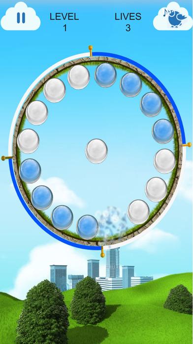 幸运轮和准球体 / Lucky Wheel and quasi-orbs