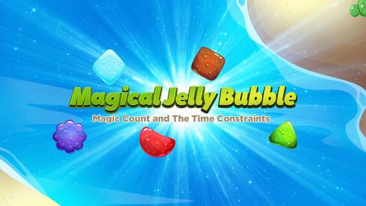 神奇的果冻泡泡 - 魔法数和时间限制