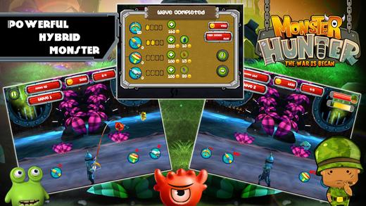怪物猎人 - 有趣的游戏