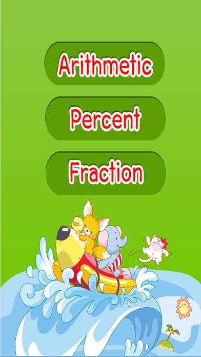 学习英语词汇学习::游戏,为孩子和初学者:数学