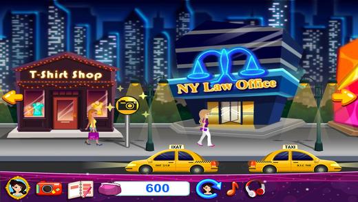 纽约购物狂 - 购物 化妆 装扮游戏