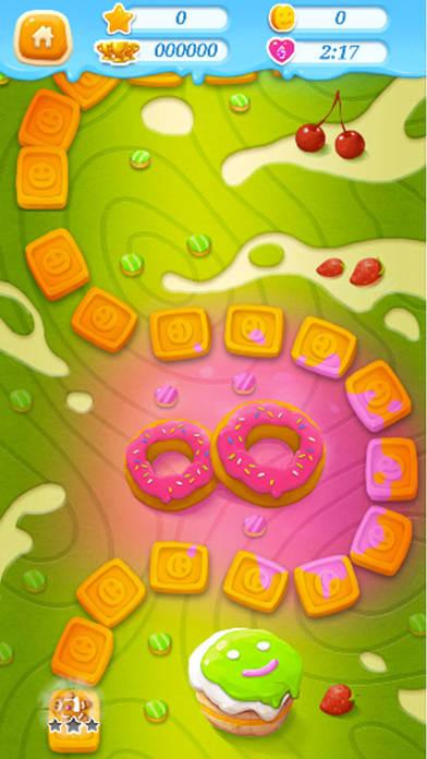 甜点糖果消消乐