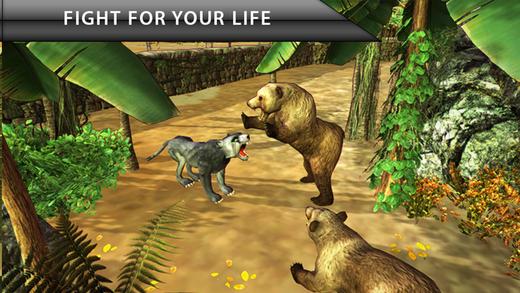 野猫模拟器 - 动物生存游戏