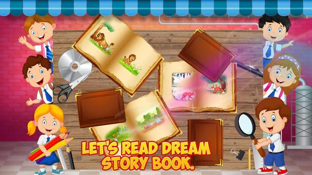 孩子故事书制造商 - 故事创作者