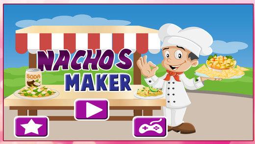 玉米片制造商 - 孩子意大利快餐餐馆