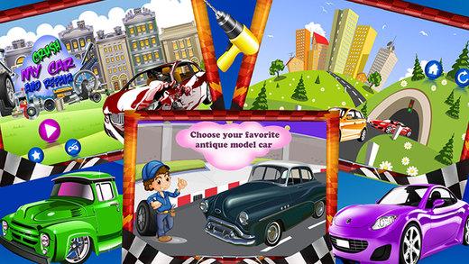 暗恋我的车 - 汽车汽车维修与改造游戏小孩