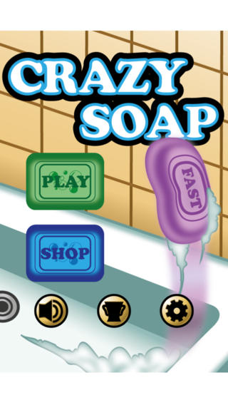 Crazy Soap Free Game (疯狂的肥皂免费游戏)