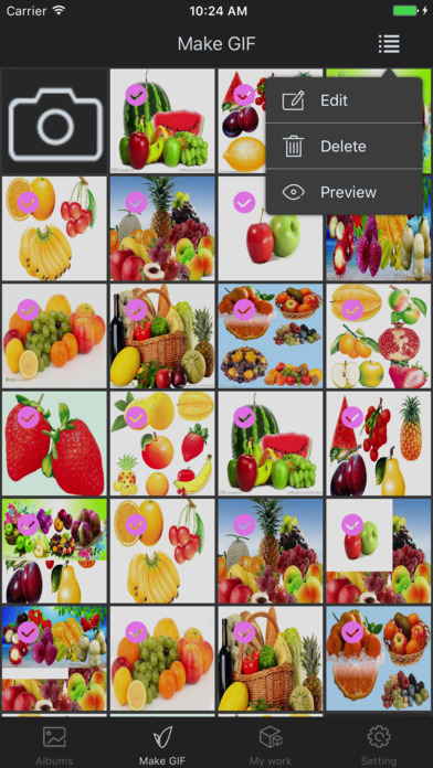GIF动图浏览器
