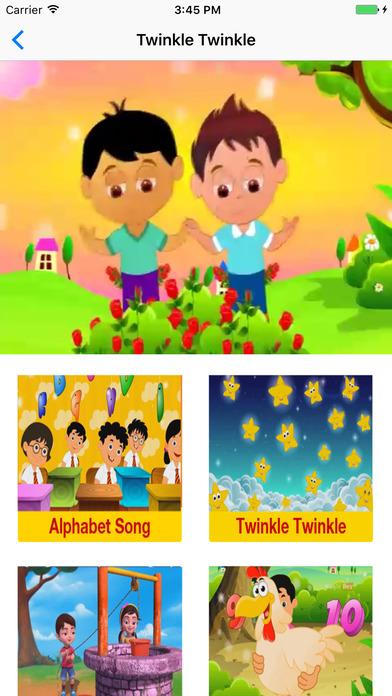 苗圃:幼儿完美的押韵录影带