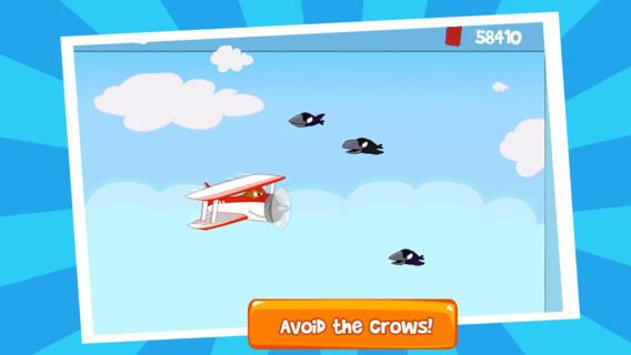 飞机与鸟 Planes vs. Birds