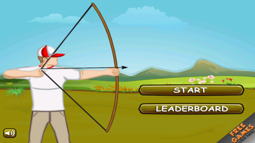 射箭射击长弓锦标赛 - 目标技能Bowmaster挑战游戏免费 Archery Shooting Longbow Tournament - Target Skill Bowmaster Challenge Game Free