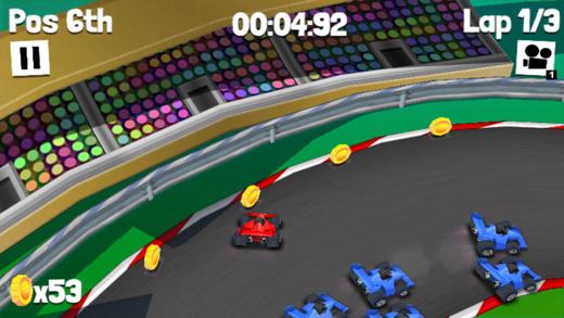 3D赛车游戏极品飞车-飙车2018