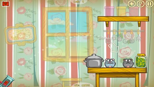 灭鼠能手2 - 物理解谜游戏