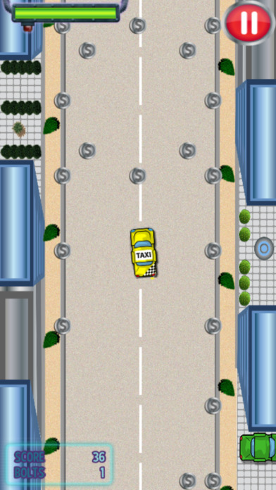 绝命的士——赛车游戏!