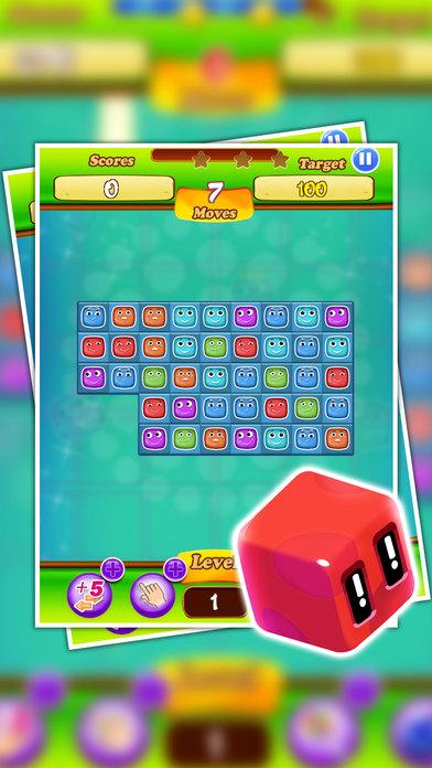 块粉碎传奇 - 最甜蜜的匹配游戏有史以来