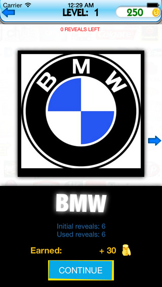 What's the Car Brand  - 猜的标志测验