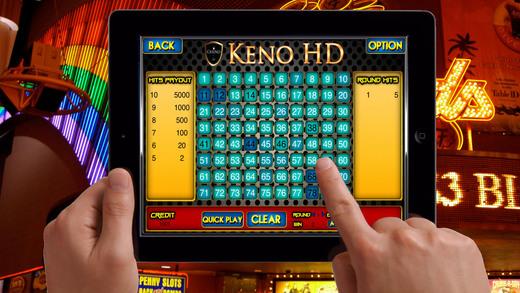 基诺游戏 - Keno HD Free Classic Keno Game