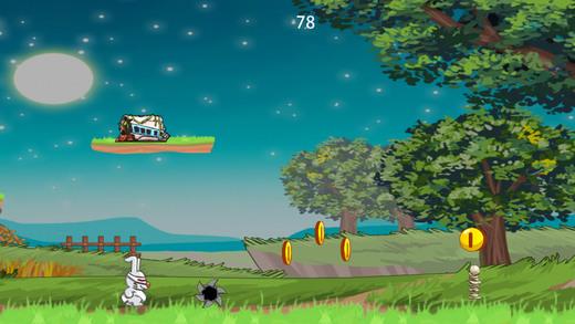 激光眼兔子蘑菇战争