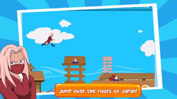 忍者公主润 Ninja Princess Run