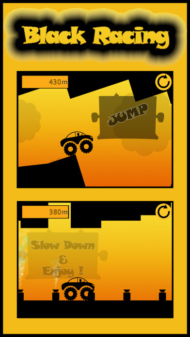 Dark Car 疯狂赛车手 2  : 暴力摩托 4*4 Games