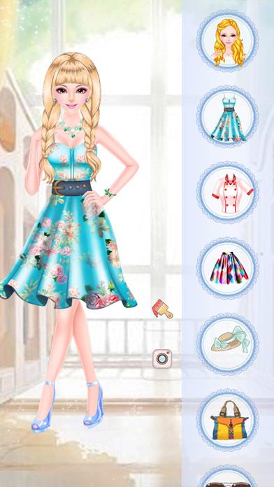 换装游戏™ - 小公主都在玩的换装小游戏