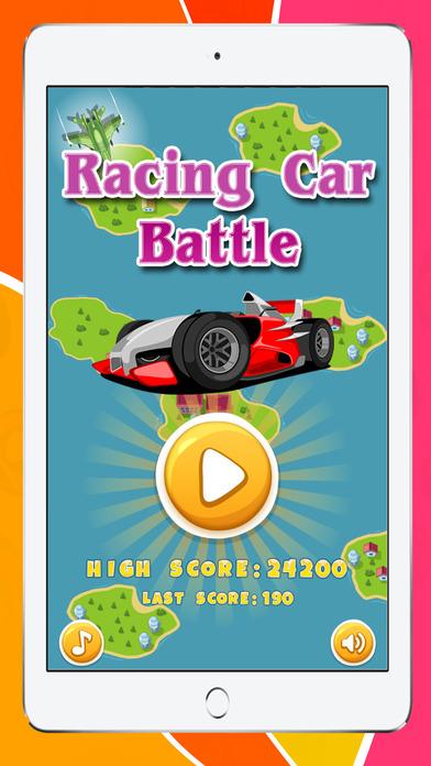 世界賽車大戰遊戲為孩子們