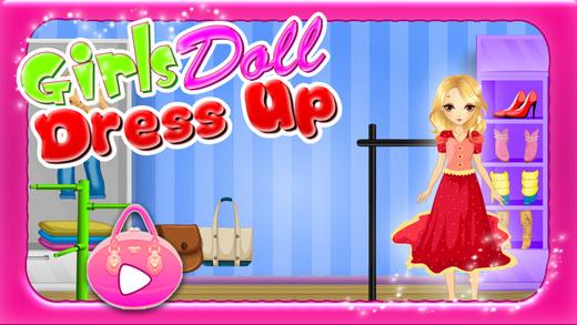 女孩娃娃扮靓 - 装饰和改造的公主娃娃的乐趣