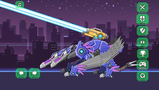 机器双头翼龙 - 拼装机器人大战