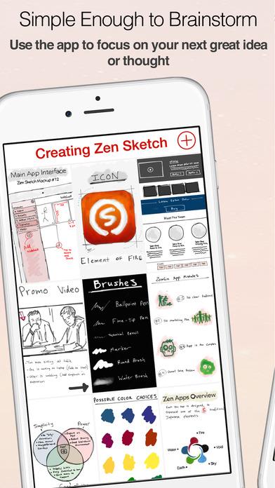 Zen Sketch - 绘画和素描的艺术
