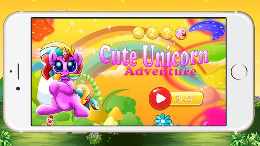 Pony Games for little Kids - 我可愛的小馬運行的幼兒誰愛獨角獸小馬和冒險遊戲