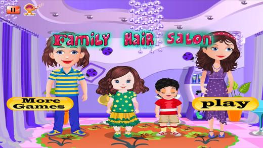 幸福家庭美发沙龙