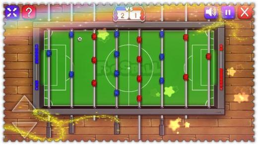 桌上足球游戏-经理大师2018