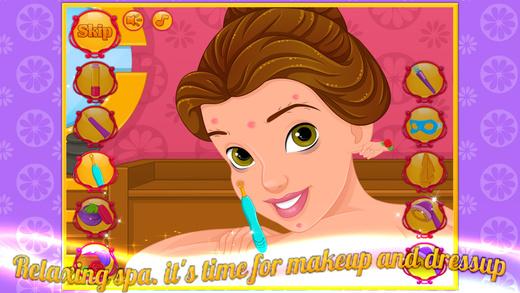 公主的温泉美容