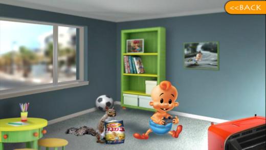小婴儿逃出 - 密室逃脱游戏